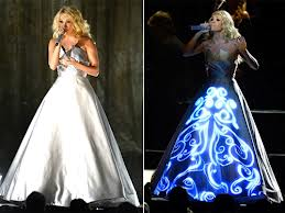carrieunderwoodgrammysdress