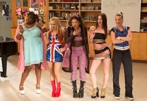 Glee_Spice_Girls