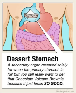 dessertstomach