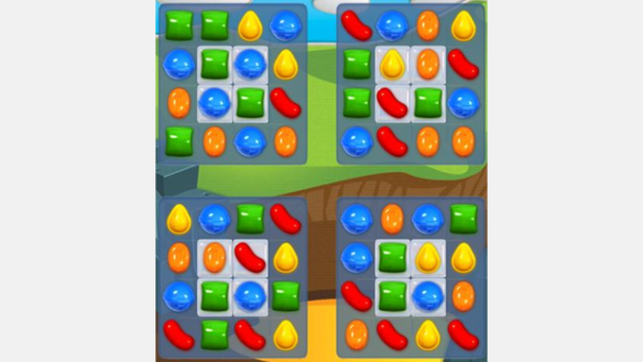 Candy Crush | Finding the Funi