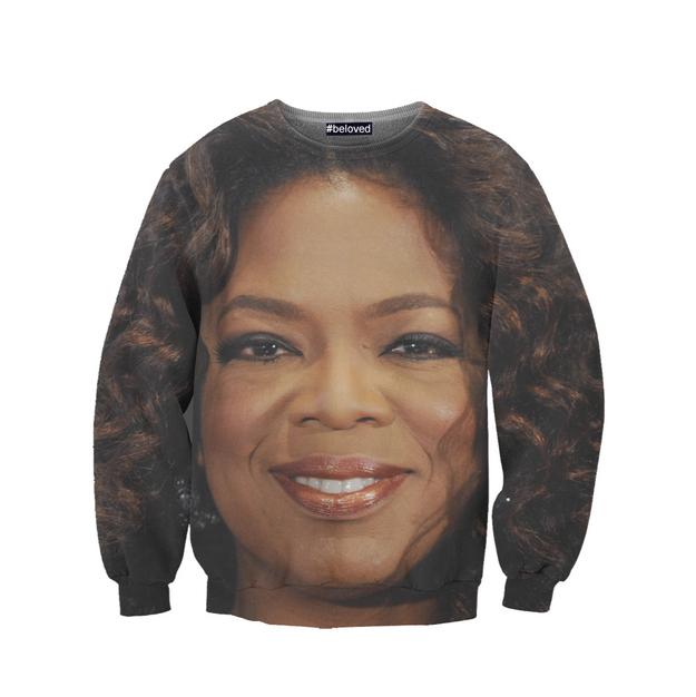 Oprah-Sweatshirt