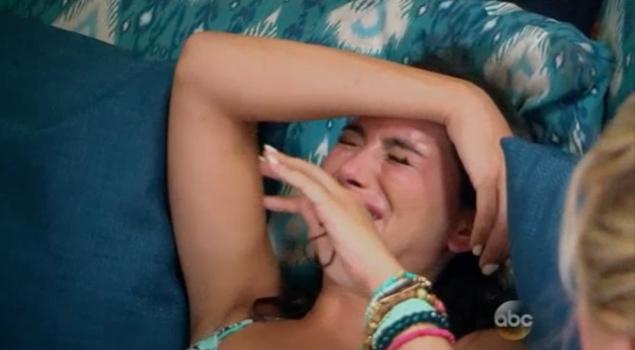 Ashey I Crying Bachelor in Paradise 2