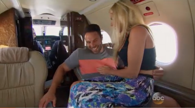 Juelia and Mikey Bachelor in Paradise