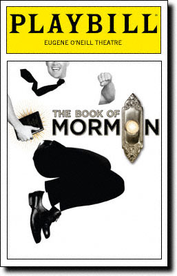 Book of Mormom Playbill