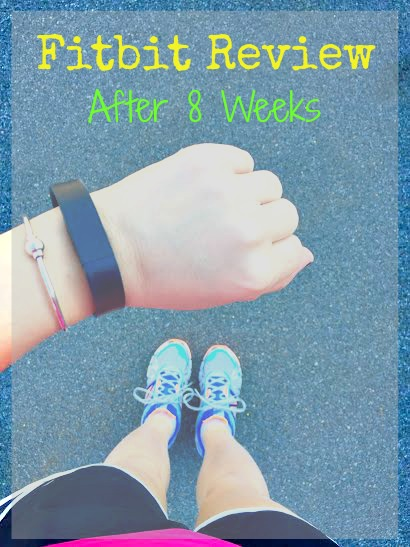 Fitbit Review 8 Weeks