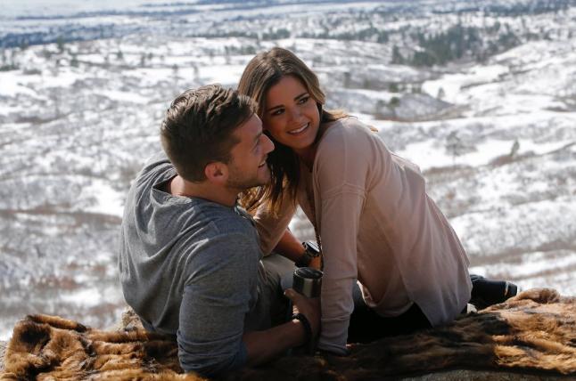 Bachelorette Jojo Chase Mountain