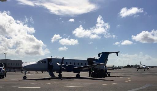 small plane to exuma